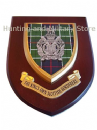 Kings Own Scottish Boarders Scotland Regimental Military Wall Plaque Shield